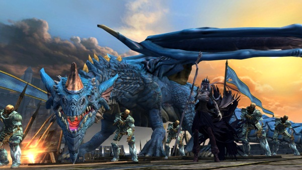neverwinter mmorpg 2012