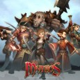 Mythos Global, a free-to-play online action RPG similar to Diablo will have its open beta test beginning February 2, 2012, as announced by its developers Hanbitsoft and T3Fun. For now...