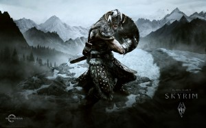 Elder Scrolls V: Skyrim (Picture from Bethesda website)